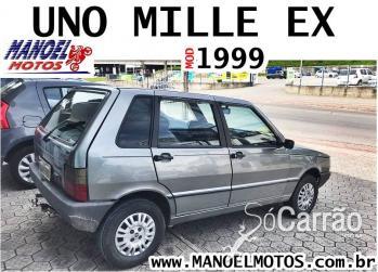 Fiat UNO EX 1.0