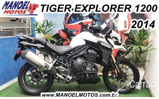 Triumph TIGER 1200 EXPLORER