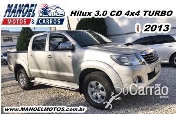 Toyota CD SRV 4x4 3.0 8V 116cv TB