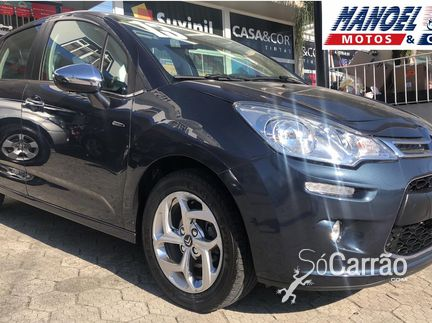 Citroen C3 - C3 EXCLUSIVE 1.6 16V AT