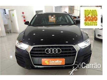 Audi Q3 - q3 ATTRACTION 1.4 TFSI S TRONIC