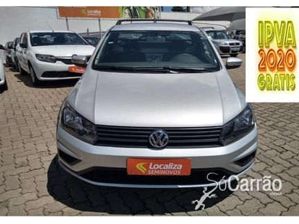 Volkswagen SAVEIRO CS - saveiro cs 1.6 TRENDLINE