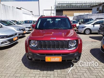 JEEP RENEGADE - renegade 1.8 16V MT5