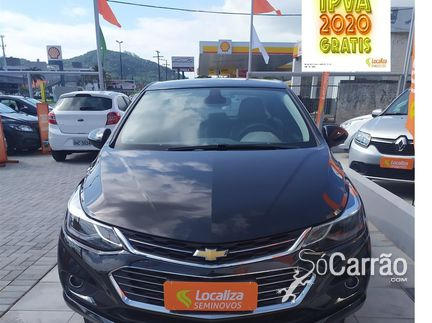 GM - Chevrolet CRUZE - cruze LTZ 1.4 TURBO AT