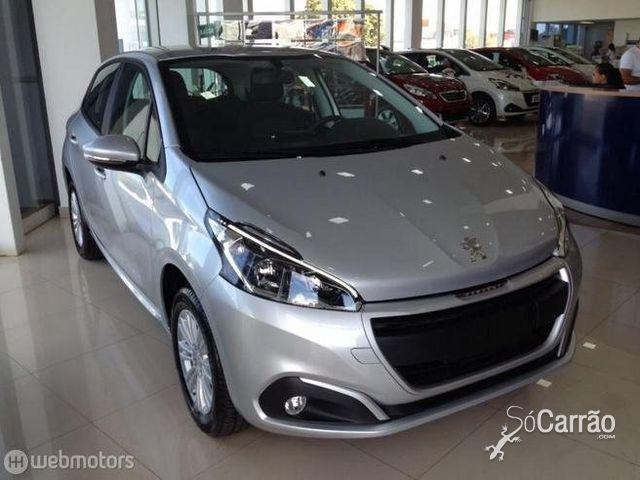 Peugeot 208 ACTIVE 1.6 AUTOMATICO