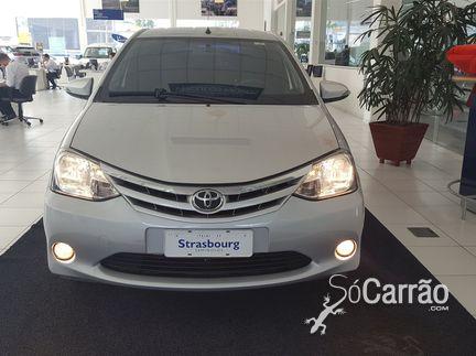 Toyota ETIOS SEDAN - ETIOS SEDAN XLS 1.5 16V