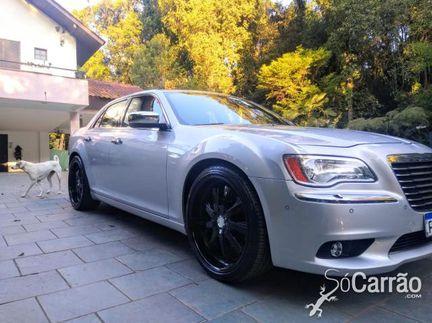 Chrysler 300C - 300c 3.5 V6