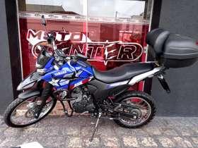 Yamaha XTZ 250 - xtz 250 XTZ 250 LANDER LE CAPITAO AMERICA