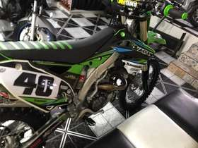 Kawasaki KX - kx KX 450F