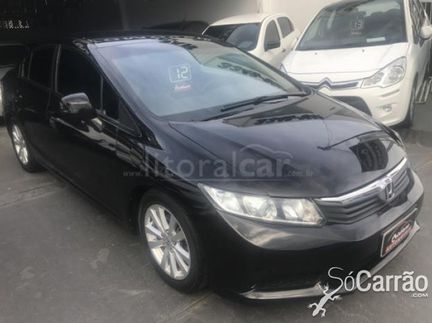 Honda CIVIC - CIVIC LX 1.8 16V AT