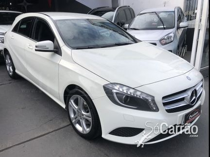 Mercedes A 200 - A 200 1.6 TURBO