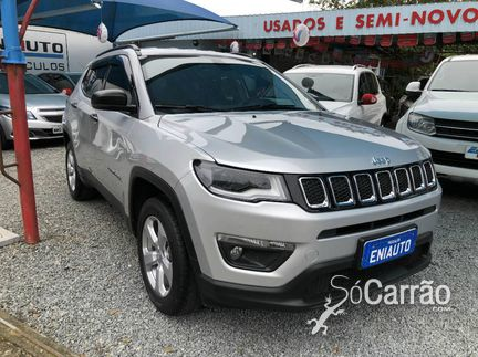 JEEP COMPASS - COMPASS SPORT 4X2 2.0 16V AT