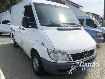 Mercedes SPRINTER 313-CDI - SPRINTER 313-CDI CHASSI 2.2 TB