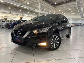 Nissan VERSA - versa ADVANCE 1.6 16V CVT