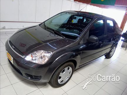 Ford FIESTA SEDAN - FIESTA SEDAN FIRST 1.6 8V