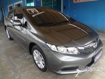 Honda CIVIC LXS 1.8 AT