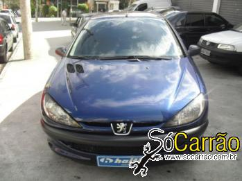 Peugeot 206 SELECTION 1.0