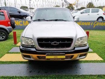 GM - Chevrolet S10 TORNADO CD 2.8 4X2