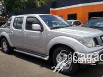 Nissan FRONTIER XE 2.5 4X2 TURBO