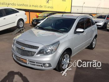 GM - Chevrolet AGILE LTZ 1.4