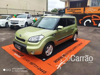 KIA soul EX 1.6 16V AT