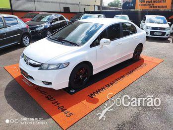 Honda civic LXL 1.8 16V MT