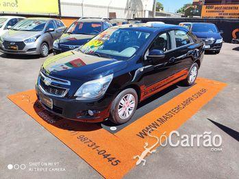 GM - Chevrolet cobalt LTZ 1.8 8V ECONOFLEX