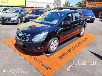 GM - Chevrolet COBALT - cobalt LTZ 1.8 8V ECONOFLEX