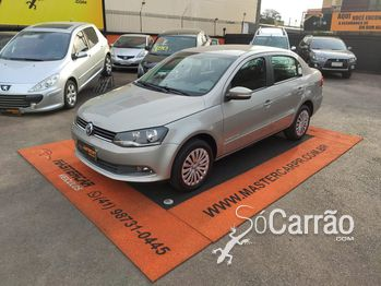 Volkswagen voyage COMFORTLINE(Urban) G6 1.6 8V