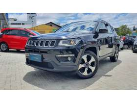 JEEP COMPASS - compass LONGITUDE NIGHT EAGLE 4X2 2.0 16V AT6