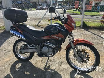 Honda NX4 400 FALCON