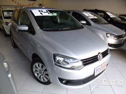 Volkswagen FOX - FOX HIGHLINE 1.6 16V MSi