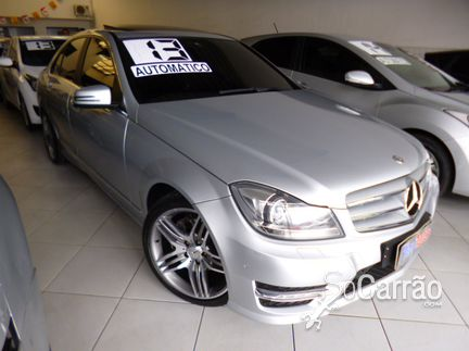 Mercedes C 250 COUPE - C 250 COUPE SPORT 2.0 16V TB