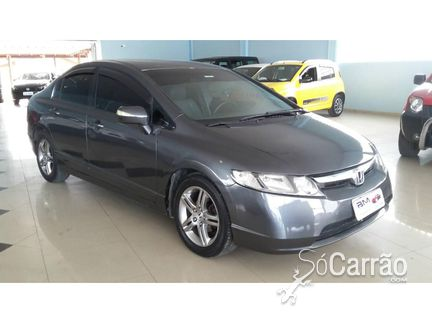 Honda CIVIC - civic LXS(Couro) 1.8 16V AT