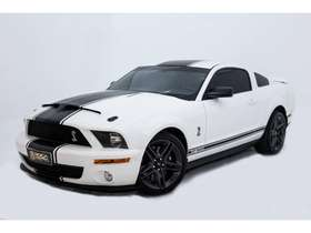 Ford MUSTANG - mustang COUPE SHELBY GT-500 5.4 V8