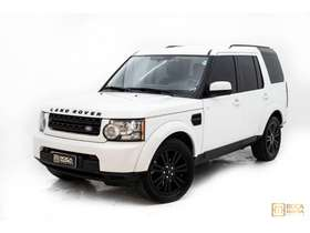 Land Rover DISCOVERY 4 - discovery 4 S 4X4 3.0 TDV6 AT