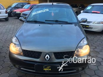 Renault CLIO PRIVILEGE 1.6