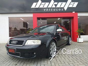 Audi rs6 4.2 V8 BI-TB QUATTRO