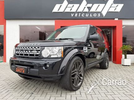 Land Rover DISCOVERY - discovery S 4X4 3.0 SDV6 AT