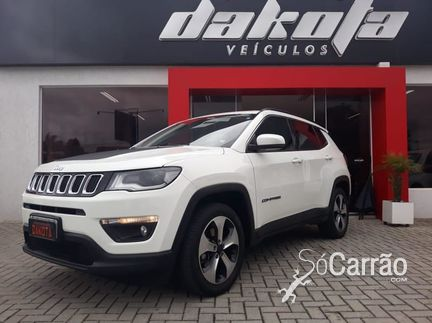 JEEP COMPASS - compass LONGITUDE(Safety) 4X2 2.0 16V AT6