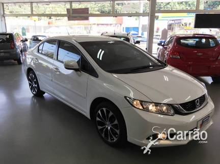 Honda CIVIC - CIVIC LXR 2.0 16V AT5