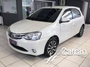 Toyota ETIOS HATCH PLATINUM 1.5