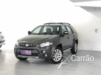 Fiat palio weekend ADVENTURE 1.8 16V DUAL