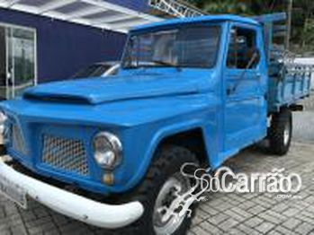 Ford F75 2.3 4X4