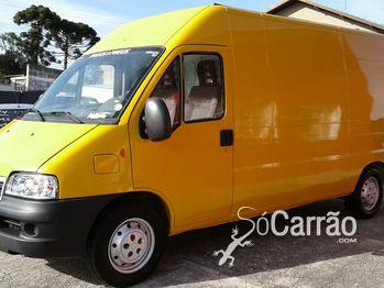 Fiat DUCATO MAXICARGO FURGAO TETO ALTO