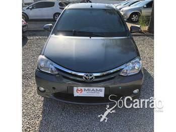 Toyota ETIOS XLS 1.5 16V 4P