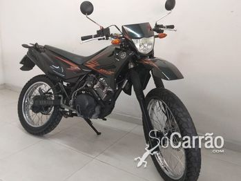 Yamaha XTZ 125 XK