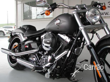 Harley Davidson SOFTAIL - softail BREAKOUT FX