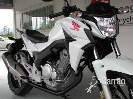 Honda CB 250F twister - CB 250F Twister STD