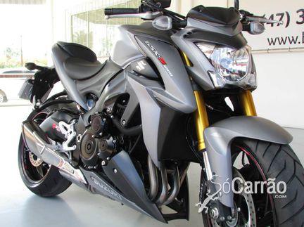 Suzuki GSX - GSX S1000 A